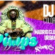 PIMPS de Luxe…Dj Smokey ++ Madrid Club Cats & Funkee Funkbot && Urbano Sonoro Selecta