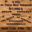 **4 Festival Music Underground** Festejando el cumpleaños de Miguel Ayala (shagy pa la banda :D)
