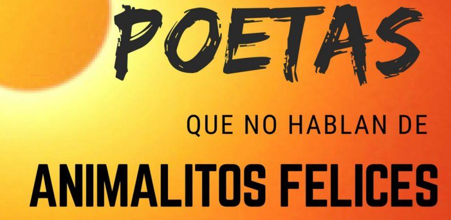 Animalitos felices - cartel