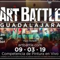 Art Battle Guadalajara 2019