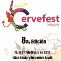 8a. Feria Internacional de la Cerveza Cervefest 2019