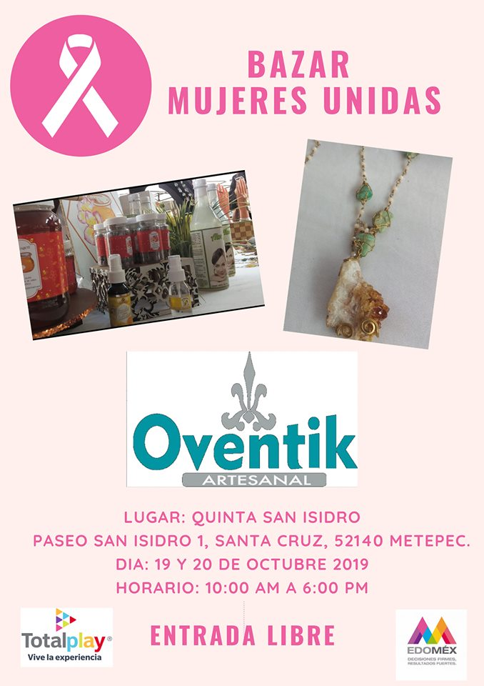 Bazar con causa - Oventik Artesanal