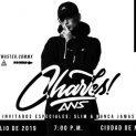 Charles Ans en CDMX