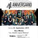 41 Aniversario de la Tuna Femenina Verde y Oro
