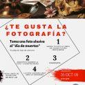 """Concurso de Fotografía: """"El encanto de morir"""""""