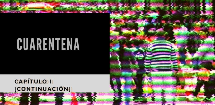 Cuarentena - La novela