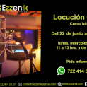 Curso de Locución on-line