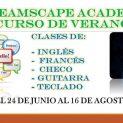 Curso de Verano Dreamscape Academy