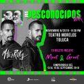 Dos desconocidos tour en Toluca