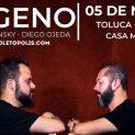 Edgar Oceransky y Diego Ojeda en Toluca