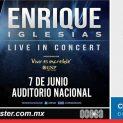 Enrique Iglesias en CDMX