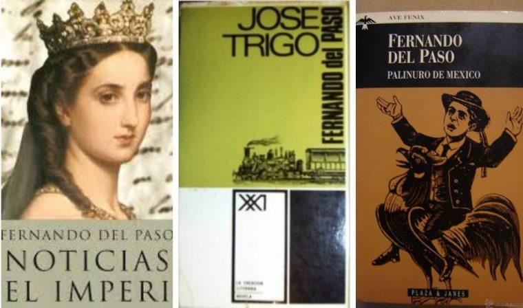 Fallece Fernando del Paso - obra