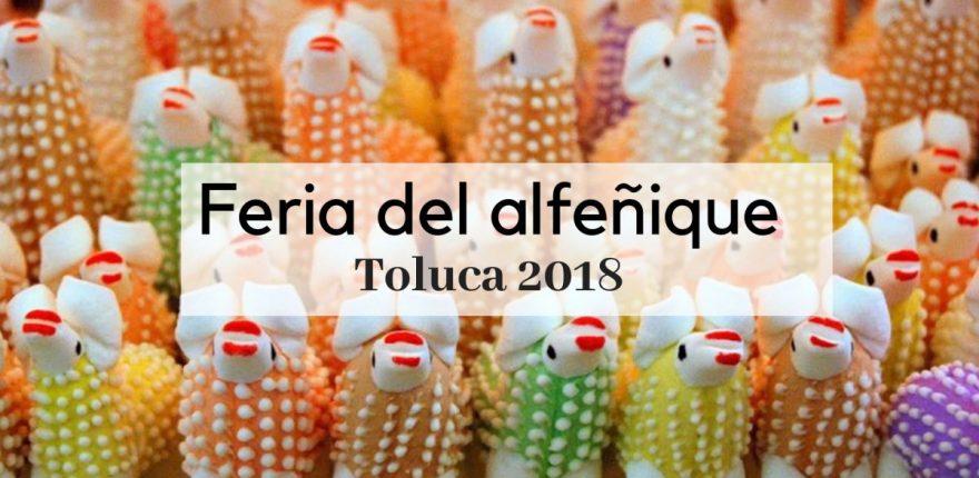 Feria del alfeñique - portada
