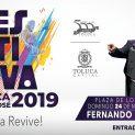 Fernando de la Mora en Festiva 2019