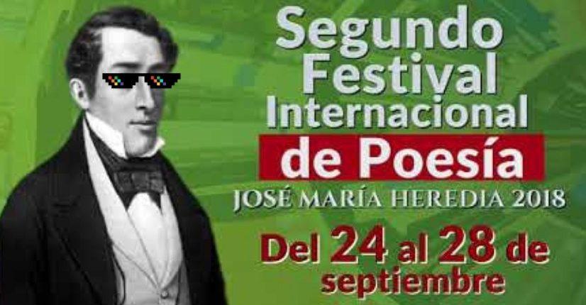 Festival de Poesía