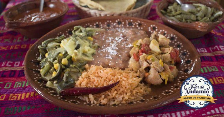 Flor de Andamio - los mejores tacos de toluca