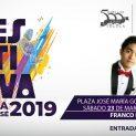 Franco Lopez en Festiva 2019