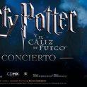 Harry Potter y El Cáliz de Fuego en concierto