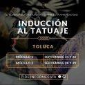 Inducción al tatuaje en Toluca