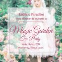 Magic Garden Tea Party