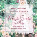 Magic Garden Tea Party