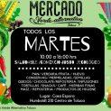 Martes de mercado verde alternativo Toluca