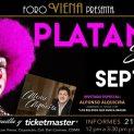 Platanito Show en Coyoacan