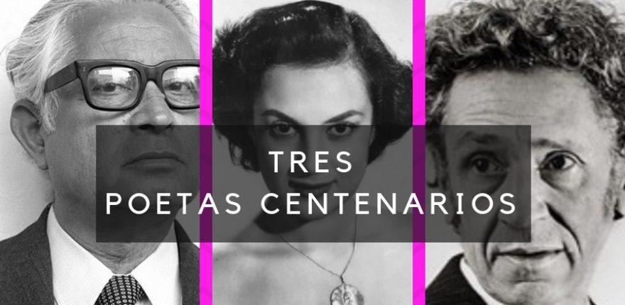 poetas centenarios