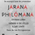 Revista Philómana - Concierto y Danza
