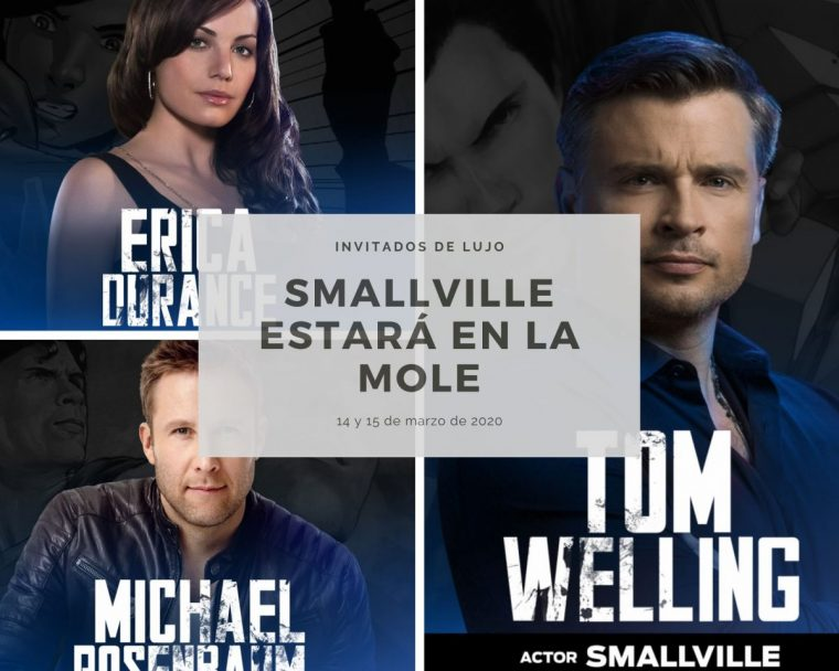 Smallville estará en la mole