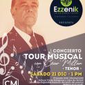 Tour musical con César Millán