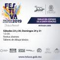 Taller de dibujo básico en Festiva 2019