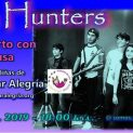 The Hunters, concierto con causa