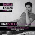Juan Solo en Toluca
