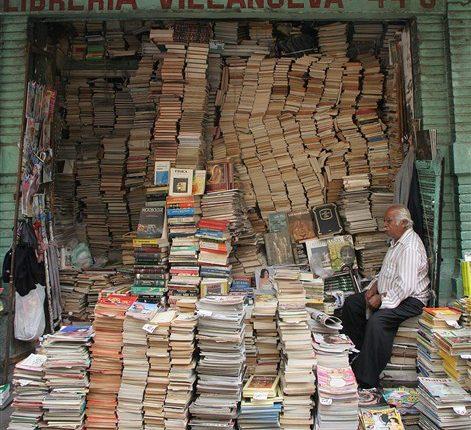 Librerías en Toluca