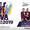 Los Ángeles Azules en Festiva 2019